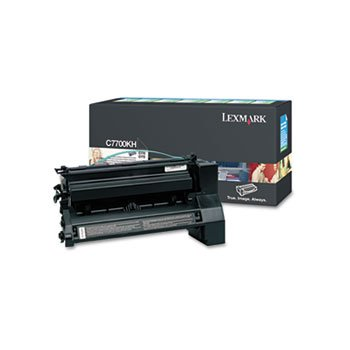 516700-C7700KH High Yield Toner 10000 Page Yield Black Case Pack 1