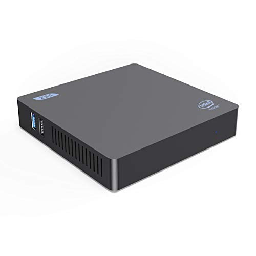 [Upgrade] Z85 Mini PC Windows 10 Intel Atom x5-Z8350 Processor 2G+64G PC Mini Desktop DDR3 Intel HD Graphics 400 BT Dual Display VGA/HDMI Wifi 2.4G+5.8G