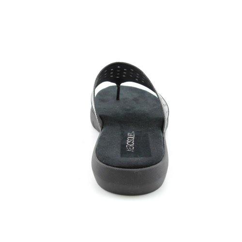 Black Wip Wip Hop Aerosoles Womens Aerosoles Womens Sandal Hop U8TCwq