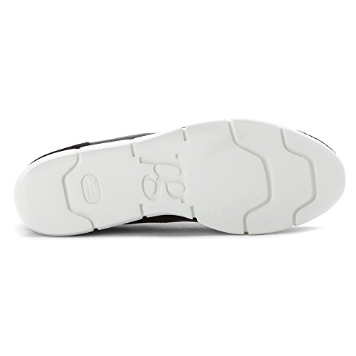 Paul Green Kvinna Vävare Mode Sneakers Svart / Blå Combo