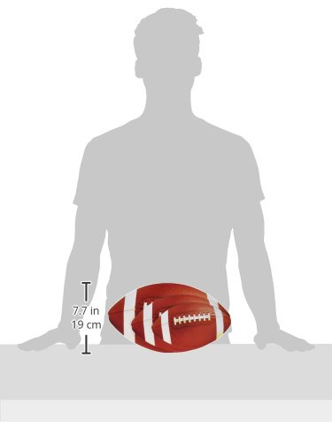 amscan Football Value Pack Assorted Cutouts, Party Decoration, 144 Ct. by amscan (Image #2)