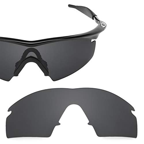 Revant Polarized Replacement Lens for Oakley M Frame Strike Elite Stealth  Black 29ba232810
