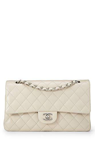 White Chanel Handbag - 7
