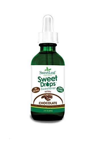 - Sweet Leaf Chocolate Flavor Stevia Liquid, 2 Ounce - 3 per case.