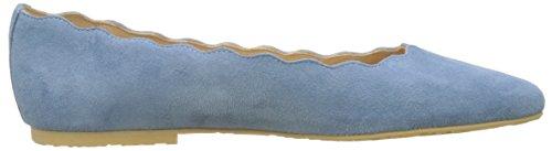 KMB Pan, Bailarinas Para Mujer Azul (Jeans 16)