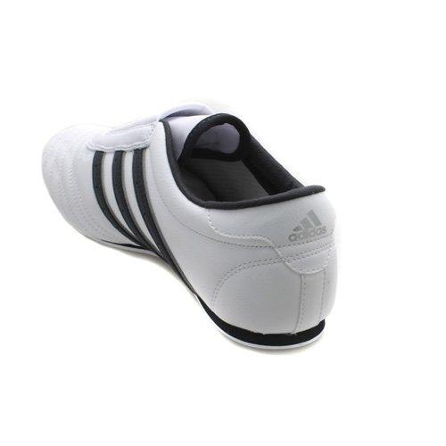 adidas Taekwondo Schlüpfen Rare Weiß Leder Herren Sneaker