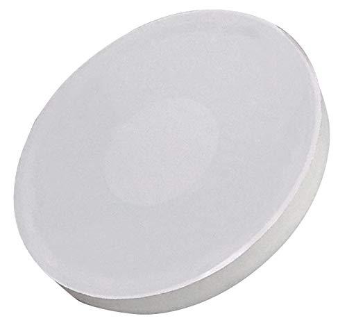Hakenmagnet 5 x Magnethaken wei/ß lackiert Durchmesser 63 mm bis 24 kg Rundmagnet