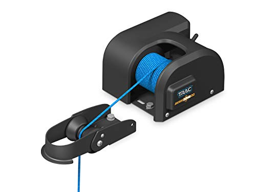 Trac Outdoors T10098 Anchorzone 20 Anchor Winch