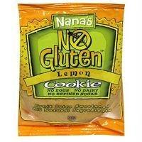 Nana's No Gluten Cookie Lemon -- 3.5 oz by Nana's