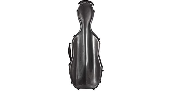 Estuche de viola fibra Ultra Light 38-43 carbon looking - olive M-Case + Music bag: Amazon.es: Instrumentos musicales