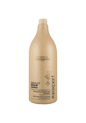 Absolute Repair Shampoo - L'Oreal Professional Serie Expert Absolut Repair Lipidium Shampoo Shampoo For Unisex 50.7 oz