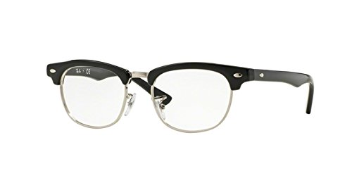 Optical frame Ray Ban Acetate Black - Silver (RY1548 - Ray Frame Ban Transparent