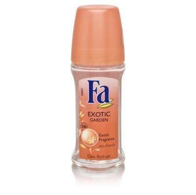 (Fa Deodorant Roll-On - Exotic Garden Exotic Fragrance 50ml/1.7oz)