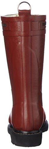 3 Damen Jacobsen De Rot Mujer Botas Gummistiefel Para 4 Ilse Rot stein Rub15 Agua q1EWHwq5