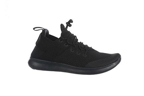 Femmes 2017 Noir Noir Free Rn Chaussures Course Pied Wmns Cmtr De gris Nike anthracite Fonc n4fIp