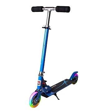 Patinete infantil plegable - Patinete de dos ruedas ruedas ...