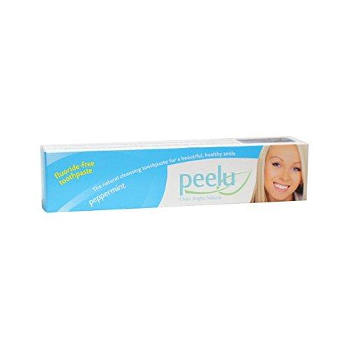 Peelu Toothpaste Peppermint, 3 (Peelu Toothpaste Spearmint)