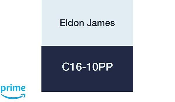 Pack of 10 3//16 Hose Barb to 1//8 Hose Barb Eldon James C3-2PP Natural Non-Animal Derived Polypropylene Reduction Coupler
