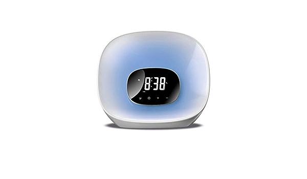 Reloj Despertador DAEWOO DCR-470 Bluetooth Wake: Amazon.es: Electrónica
