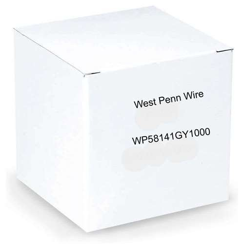 West Penn Wire WP58141GY1000 (West Penn Wire)