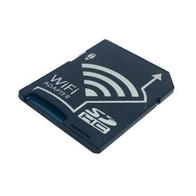 CY WIFI Adapter Wireless Memory Card TF Micro SD to SD SDHC SDXC Card Kit for iPhone iPad Android Phone Tablet DC DV SLR Carema by CHENYANG (Image #1)