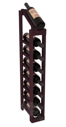 Wine Racks America Redwood 1 Column 8 Row Display Top Kit. 13 Stains to Choose From!