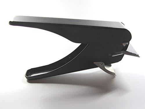 Oregon Lamination 8126 Hand Held Corner Cutter & Rounding Tool, Size 5mm Radius (approx 3/16-inch)
