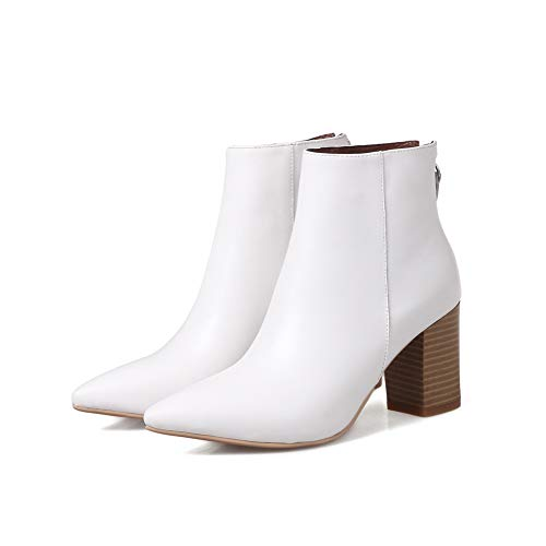 Abm13476 Eu Balamasa Femme Compensées 36 Sandales 5 Blanc Blanc dxvq8O