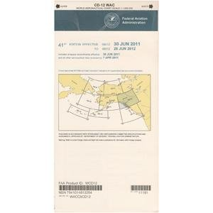 CD-12 World Aeronautical Chart (June 28, 2012)