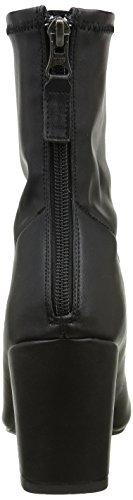 Opaline Black Women's Initiale Boots Mat noir ZRAqtdYw