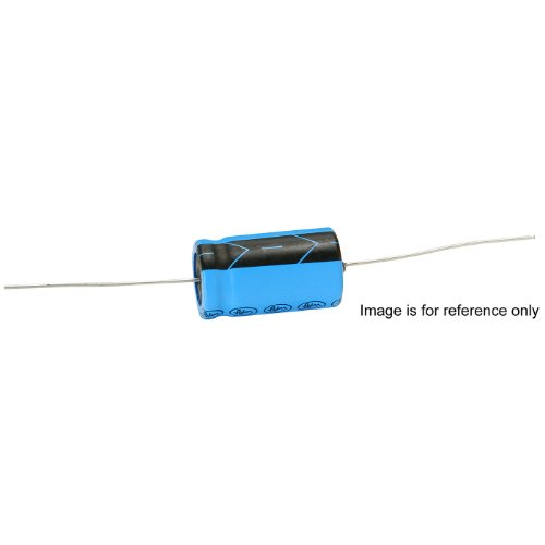 330uF 25V Axial Mini Electrolytic Capacitor