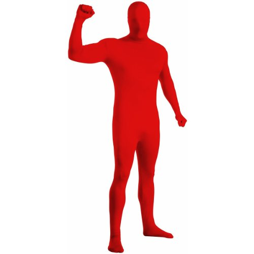 Rubie's Men's Second Skin Zentai Supersuit, As As Shown, Large -
