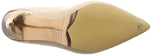 Baker Heels Nude Womens Patent Kaawa Ted Leather TwO401qPTx