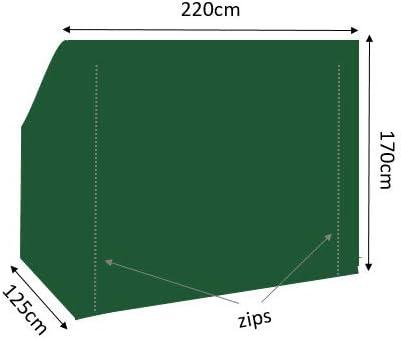 Deluxe Polyestere Copri Telo di copertura per dondolo 4 posti