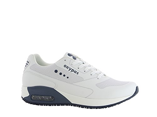 With White Uomo Trim Adulti Unisex Oxypas Navy Justin qx8Sp48wX