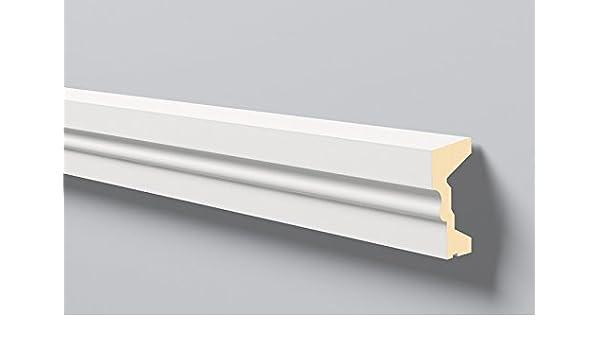 Antepecho Domostyl FA11 Nmc / Molduras para fachadas / Molduras exterior / Moldura poliuretano / Molduras decorativas: Amazon.es: Bricolaje y herramientas