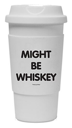 Funny Guy Mugs Might Be Whiskey Travel Tumbler With