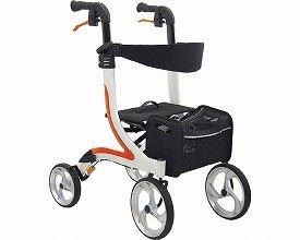 カワムラサイクル 屋内外両用歩行車 ◆ KW40 抑速ブレーキ内蔵ホイール無し B00H7Y1KB0