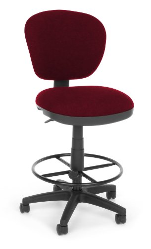 OFM 150-DK-122 Lite Use Computer Task Stool with Drafting Kit (Lite Use Chair Drafting)