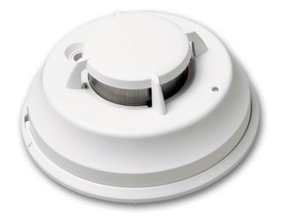 DSC-FSA-410BST-Wired-Photoelectric-Smoke-Detector-4-Wire-with-Int-Sounder-and-Heat-Detector
