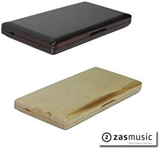 Estuche de madera para 20 cañas de OBOE Natural: Amazon.es: Instrumentos musicales