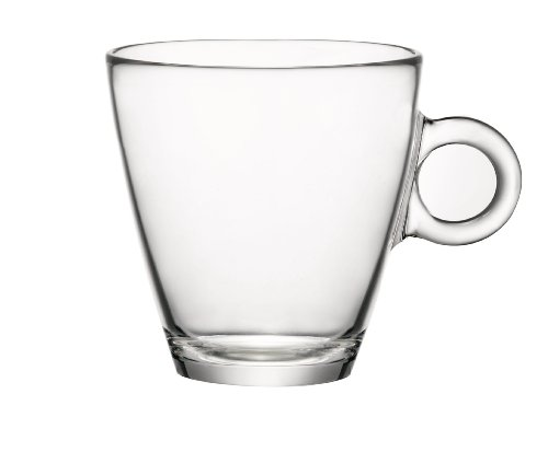 Bormioli Rocco Easy Cups Clear