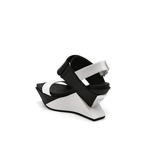 Wedge Delta Nude Sandal United Negro wzFHEq