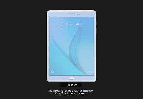 New Lipho Coated Tempered glass protector for Galaxy Tab A 1PC Waterproof gu