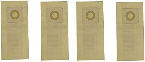 Bissell Commercial Replacement Bags for BGU1451T Fоur Расk