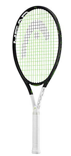 HEAD IG Speed Kids Tennis Racquet - Beginners Pre-Strung Head Light Balance Jr Racket, 26