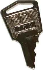 AMANO Replacement Key (Metal)