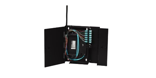 - Corning WIC-012 12 Fiber Wall Mount Interconnect Center - Accepts 2 WIC Connector Panels