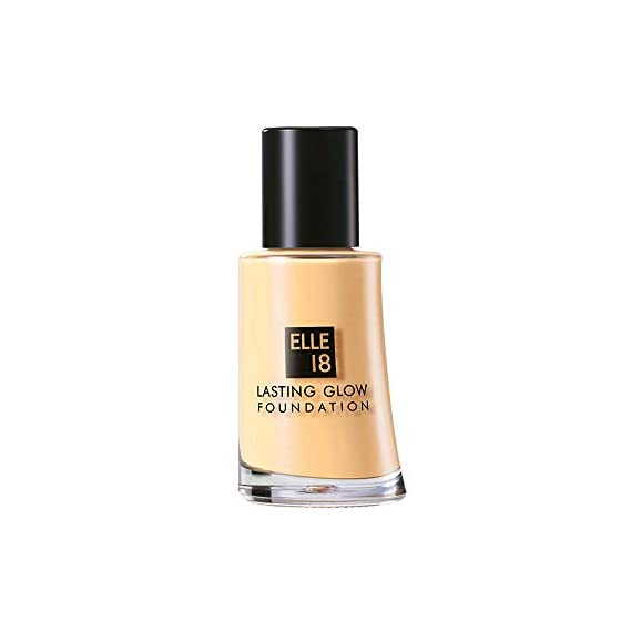 Elle 18 Lasting Glow Foundation, 02 Marble, Marble, 27 ml