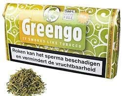 PACK X5 GoGreen GREENGO SUSTITUTIVO TABACO. 100% SIN NICOTINA (5 paquetes de 30gr.)